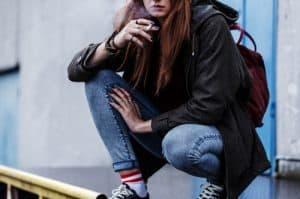 снимка агресия при тинейджъри