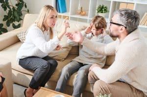 снимка семейни проблеми